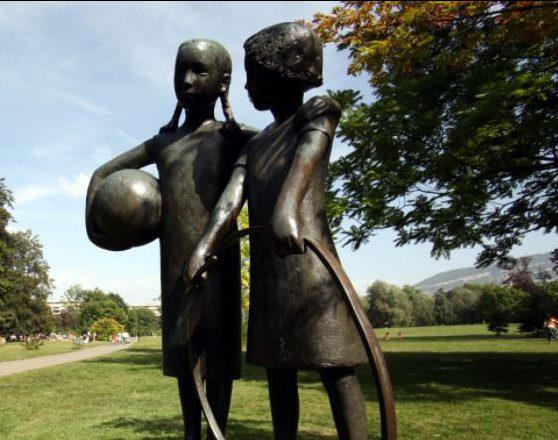 Le Parc Bertrand – coeur du quartier