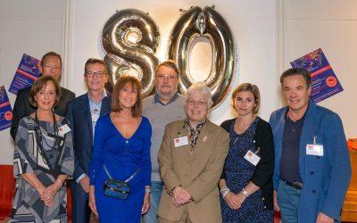 80 ans de défis pour une meilleure qualité de vie!