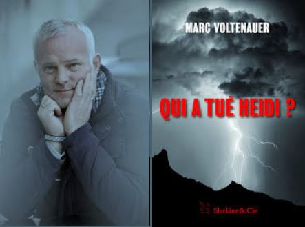 Apéritif littéraire avec Marc Voltenauer