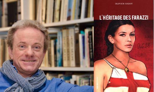 Apéritif littéraire avec Olivier Rigot